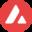 logo kryptowaluty Avalanche