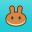 logo kryptowaluty PancakeSwap