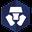 logo kryptowaluty Crypto.com Coin