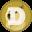 logo kryptowaluty Dogecoin