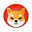 logo kryptowaluty Shiba Inu