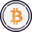 logo kryptowaluty Wrapped Bitcoin
